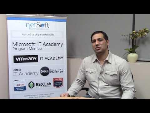 NetSoft College Testimonial Gohar Ali